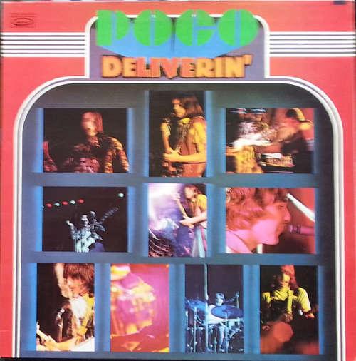 Bild Poco (3) - Deliverin' (LP, Album, Gat) Schallplatten Ankauf