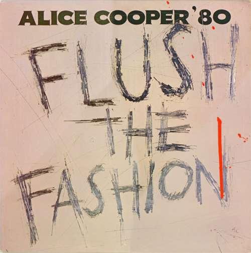 Cover Alice Cooper (2) - Flush The Fashion (LP, Album) Schallplatten Ankauf