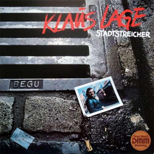 Cover zu Klaus Lage - Stadtstreicher (LP, Album, RE) Schallplatten Ankauf