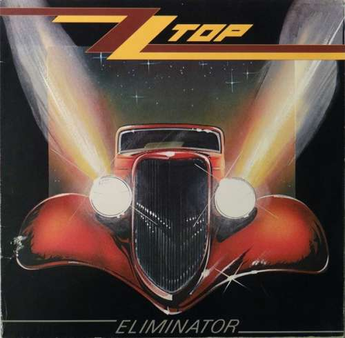 Bild ZZ Top - Eliminator (LP, Album) Schallplatten Ankauf
