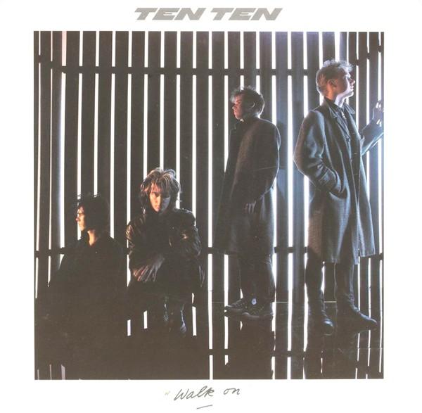 Cover zu Ten Ten (2) - Walk On (LP, Album) Schallplatten Ankauf