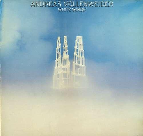 Cover Andreas Vollenweider - White Winds (Seeker's Journey) (LP, Album, RE) Schallplatten Ankauf