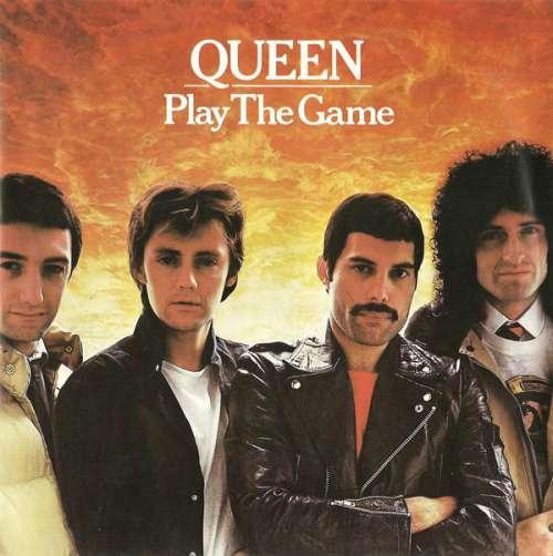 Cover Queen - Play The Game (7, Single, Tel) Schallplatten Ankauf