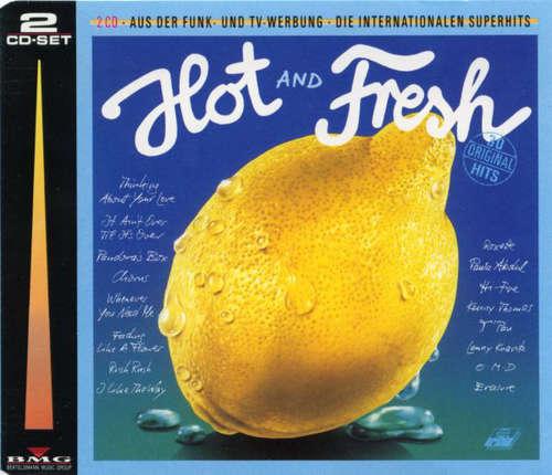 Cover Various - Hot And Fresh - Die Internationalen Superhits (2xCD, Comp) Schallplatten Ankauf