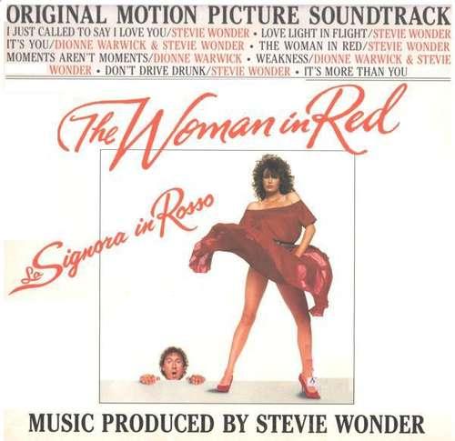 Bild Stevie Wonder - The Woman In Red (Original Motion Picture Soundtrack) (LP, Album, Gat) Schallplatten Ankauf