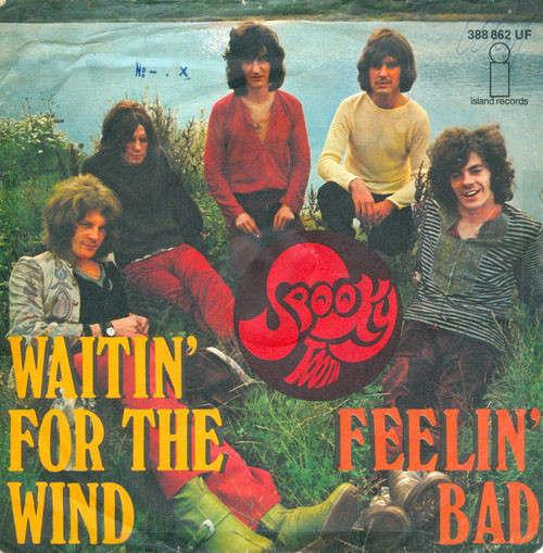 Bild Spooky Tooth - Waitin' For The Wind / Feelin' Bad (7, Single, Mono) Schallplatten Ankauf