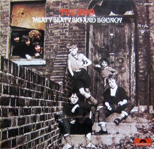 Bild The Who - Meaty, Beaty, Big & Bouncy (LP, Comp, Gat) Schallplatten Ankauf