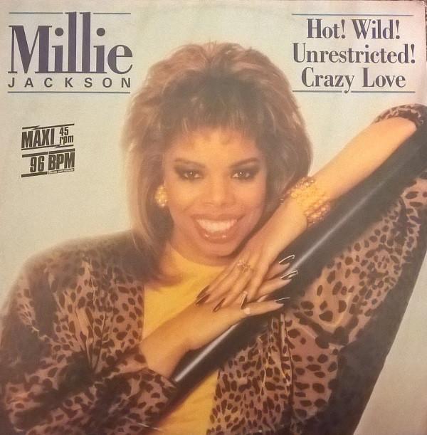 Bild Millie Jackson - Hot! Wild! Unrestricted! Crazy Love (12, Maxi) Schallplatten Ankauf