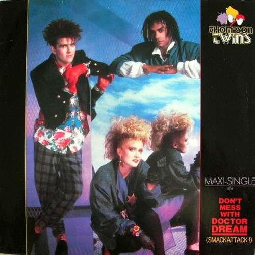 Bild Thompson Twins - Don't Mess With Doctor Dream (Smackattack!) (12, Maxi) Schallplatten Ankauf