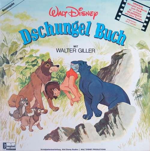 Cover Walt Disney - Dschungel Buch (LP, Gat) Schallplatten Ankauf