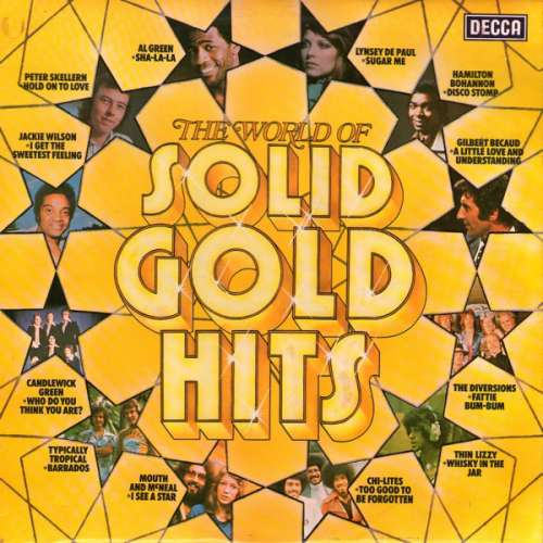 Bild Various - The World Of Solid Gold Hits (LP, Comp) Schallplatten Ankauf