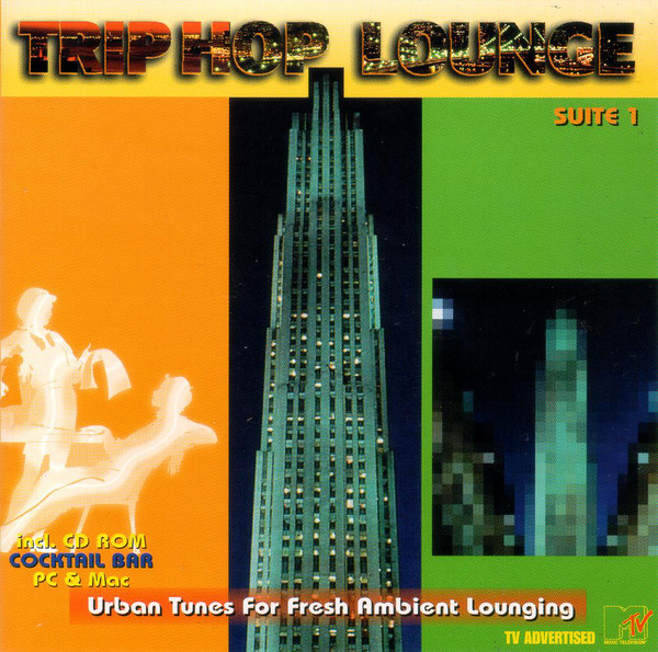 Cover Various - Trip Hop Lounge Suite 1 (Urban Tunes For Fresh Ambient Lounging) (CD, Comp, Enh) Schallplatten Ankauf
