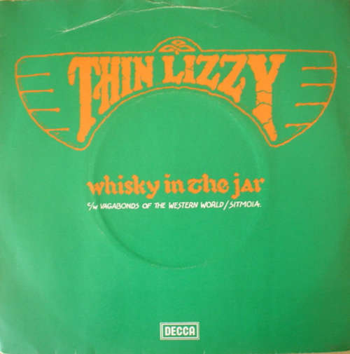 Bild Thin Lizzy - Whisky In The Jar (7, Single, 5:4) Schallplatten Ankauf