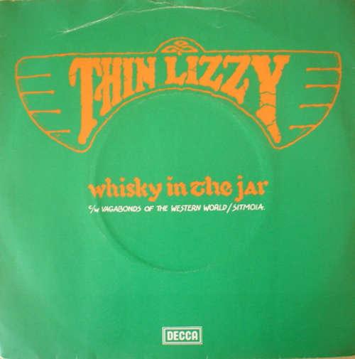 Cover zu Thin Lizzy - Whisky In The Jar (7, Single, 5:4) Schallplatten Ankauf