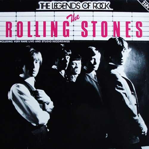 Cover The Rolling Stones - The Legends Of Rock (2xLP, Comp, Ltd) Schallplatten Ankauf
