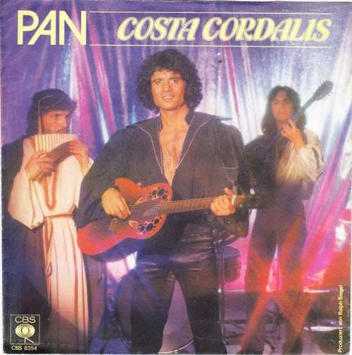 Bild Costa Cordalis - Pan (7, Single) Schallplatten Ankauf