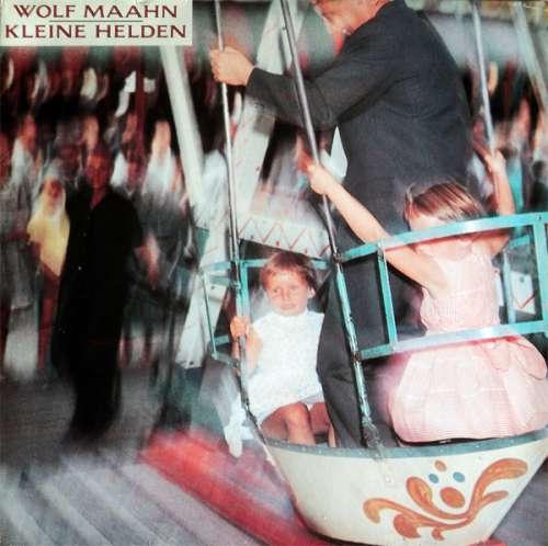 Cover zu Wolf Maahn - Kleine Helden (LP, Album) Schallplatten Ankauf