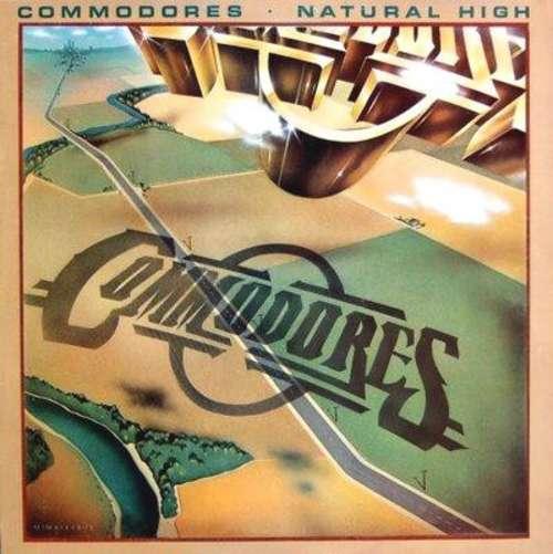 Bild Commodores - Natural High (LP, Album) Schallplatten Ankauf