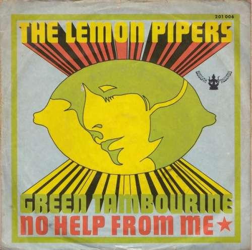 Bild The Lemon Pipers - Green Tambourine / No Help From Me (7, Single) Schallplatten Ankauf