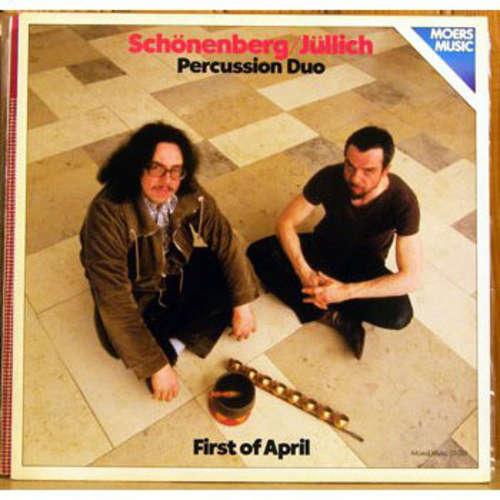 Bild Schönenberg/Jüllich Percussion Duo - First Of April (LP, Album) Schallplatten Ankauf
