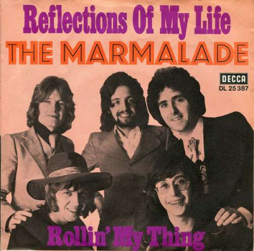 Bild The Marmalade - Reflections Of My Life (7, Single) Schallplatten Ankauf