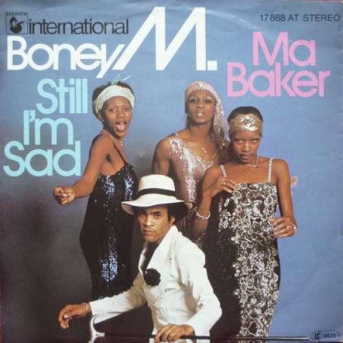 Bild Boney M. - Ma Baker / Still I'm Sad (7, Single, Sec) Schallplatten Ankauf