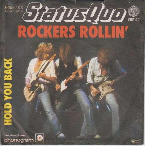 Bild Status Quo - Rockers Rollin' (7, Single) Schallplatten Ankauf