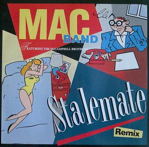 Bild Mac Band Featuring The McCampbell Brothers - Stalemate (12) Schallplatten Ankauf
