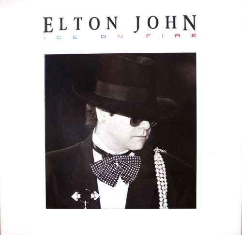 Bild Elton John - Ice On Fire (LP, Album) Schallplatten Ankauf