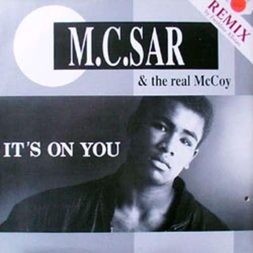Bild M.C.Sar & The Real McCoy* - It's On You (Remix by Freshline Allstars) (12) Schallplatten Ankauf