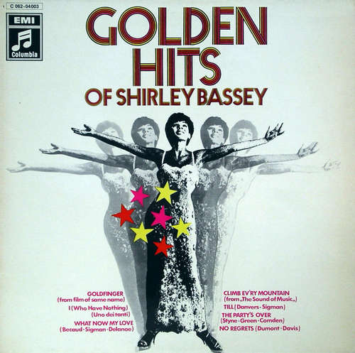 Cover Shirley Bassey - Golden Hits Of Shirley Bassey (LP, Comp) Schallplatten Ankauf