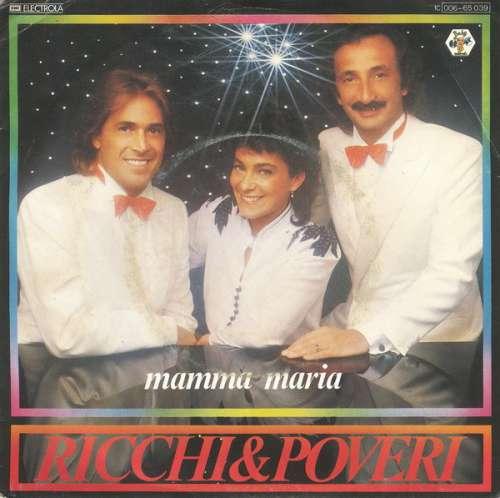 Bild Ricchi & Poveri* - Mamma Maria (7, Single) Schallplatten Ankauf