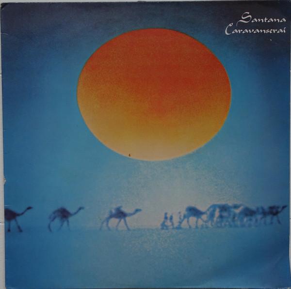 Cover zu Santana - Caravanserai (LP, Album, RE) Schallplatten Ankauf