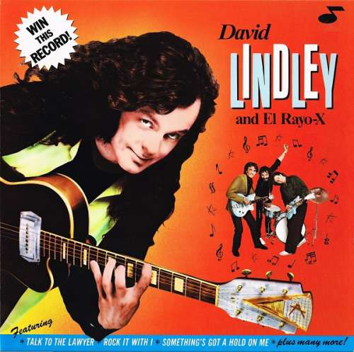 Bild David Lindley And El Rayo-X - Win This Record! (LP, Album) Schallplatten Ankauf