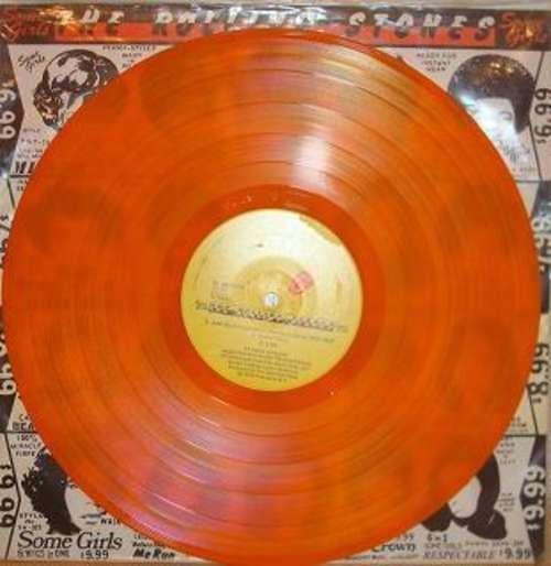 Cover The Rolling Stones - Some Girls (LP, Album, Ora) Schallplatten Ankauf