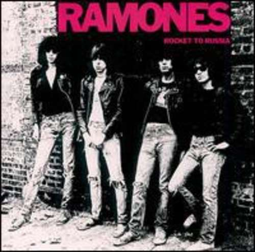 Cover Ramones - Rocket To Russia (LP, Album, RE) Schallplatten Ankauf