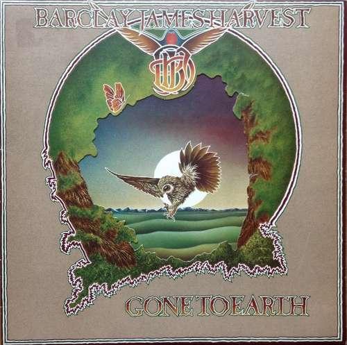 Bild Barclay James Harvest - Gone To Earth (LP, Album) Schallplatten Ankauf
