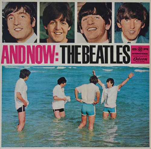 Cover The Beatles - And Now: The Beatles (LP, Comp, RE) Schallplatten Ankauf