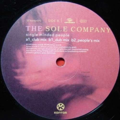 Bild The Sole Company - Single Minded People (12) Schallplatten Ankauf