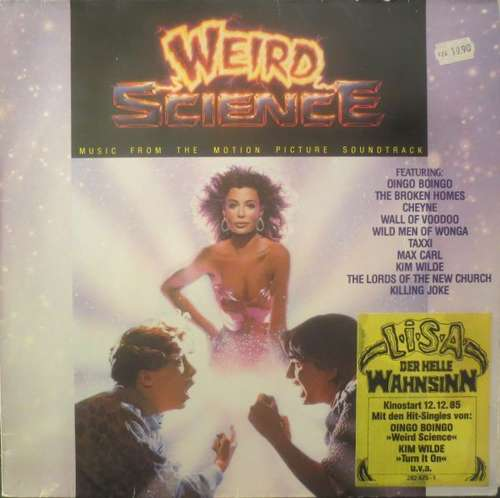 Bild Various - Weird Science - Music From The Motion Picture Soundtrack (LP, Comp) Schallplatten Ankauf