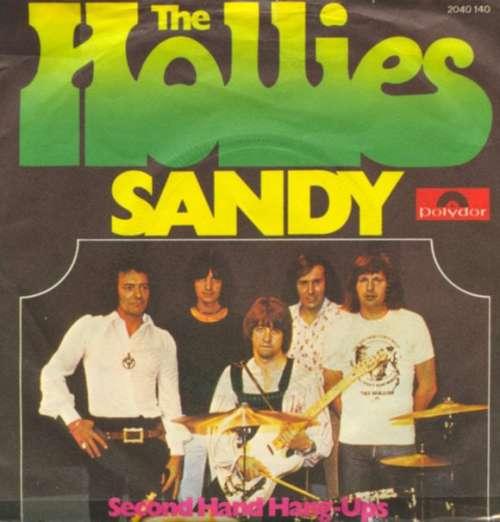 Bild The Hollies - Sandy (7, Single) Schallplatten Ankauf
