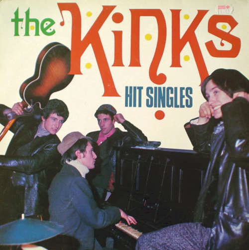 Cover The Kinks - Hit Singles (LP, Comp) Schallplatten Ankauf