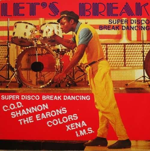 Cover Various - Let's Break - Super Disco Break-Dancing (LP, Comp) Schallplatten Ankauf