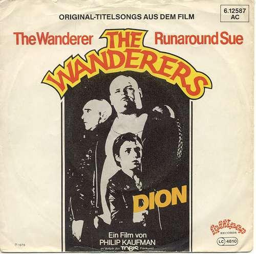 Cover zu Dion (3) - The Wanderer / Runaround Sue (7, Single) Schallplatten Ankauf