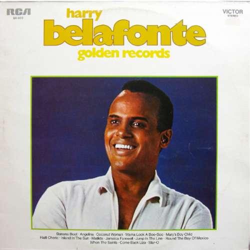 Cover Harry Belafonte - Golden Records - Die Grossen Erfolge (LP, Comp, Club, RE) Schallplatten Ankauf