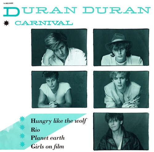 Cover Duran Duran - Carnival (12, Comp) Schallplatten Ankauf