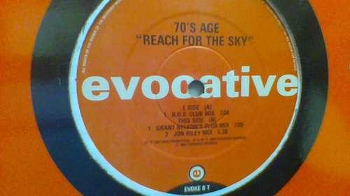 Bild 70's Age - Reach For The Sky (12) Schallplatten Ankauf