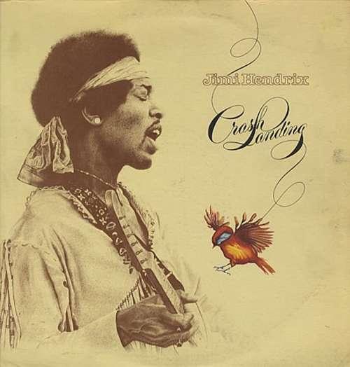 Bild Jimi Hendrix - Crash Landing (LP, Album) Schallplatten Ankauf