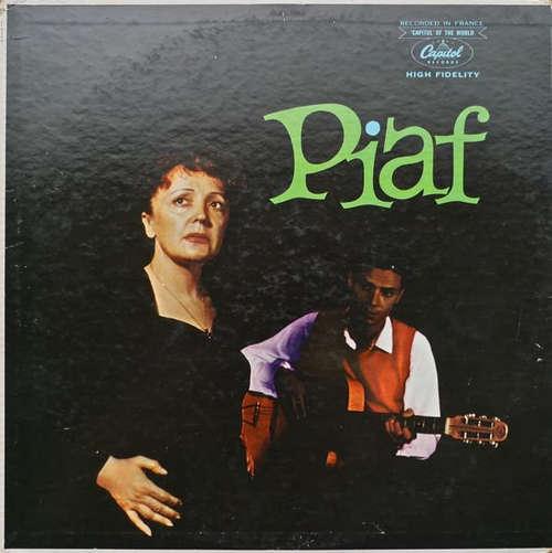 Bild Edith Piaf With The Orchestra Of Robert Chauvigny* - Piaf! (LP, Album) Schallplatten Ankauf