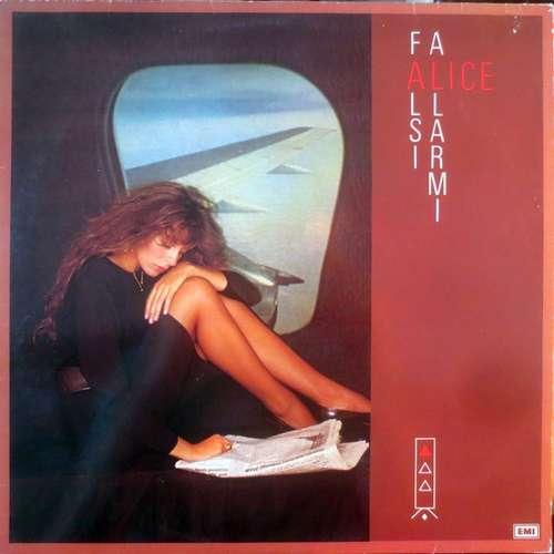 Bild Alice (4) - Falsi Allarmi (LP, Album) Schallplatten Ankauf
